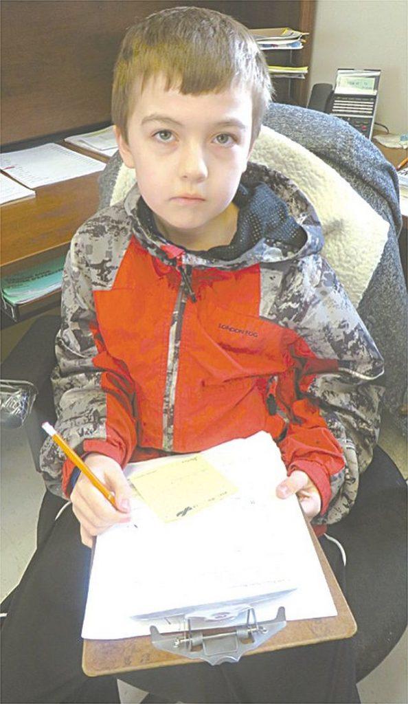 Deigo Willier-Cardinal reports the news from Joussard School.