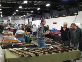 High Prairie Gun and Sportsman Show