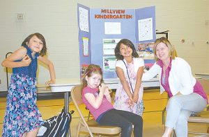 Kinder Fair helps parents, new students