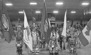 Traditional powwow a big hit