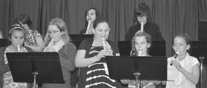 PICS – Sound of music fills HPE gymnasium