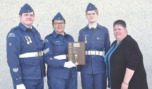 BigCharles named HP's Top Cadet