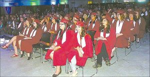 Record number of grads this year for NLC