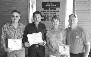 Big Lakes County Wall of Fame 2016 Inductees