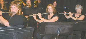 Community band has top brass in debut concert