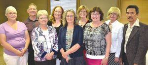 HPSD honours staff for long service