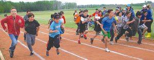 Wabasca-Desmarais hosts Northland Games