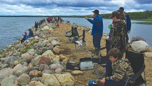 Children's fishing derby this Saturday at Winagami Lake