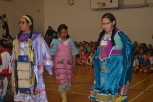 Celebrating Aboriginal Day at St. Andrew's School