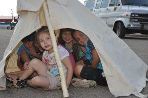 Celebrating Aboriginal Day at the High Prairie Native Friendship Centre