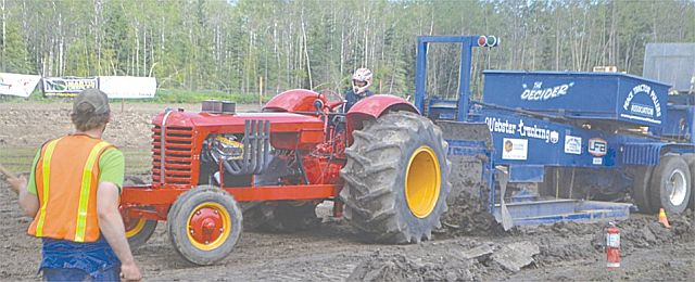 Souped Up Tractor : Happy canada day the old fashioned way