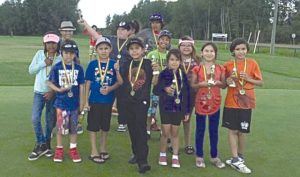 Youth Golf Day offers a winning experience to all participants