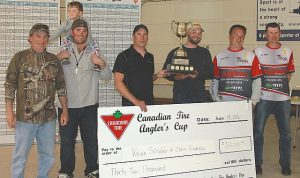 The 2016 Canadian Tire Anglers Cup