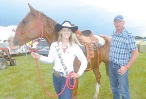 Miller crowned Pro Rodeo Queen