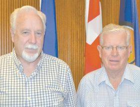 County CAO in the interim