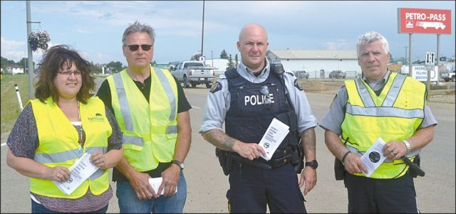 Impaired and distracted driving on the radar