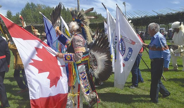 Sucker Creek First Nation celebrates culture at pow wow