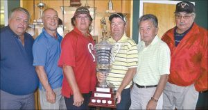 Duperon and Laboucan win seniors open