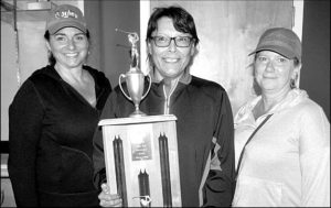Shantz and Hamelin win High Prairie Open