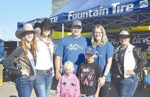 PICs – Fountain Tire thanks its customers