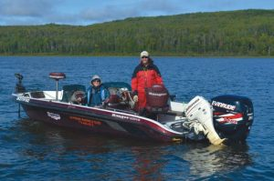 Slave Lake-Calgary team collects $44,400 at the 28th annual Golden Walleye Classic