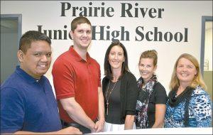 Meet PRJH's new staff