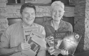 Authors show the 'write' stuff to writers