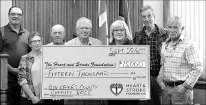 PIC – Donation 'all heart'