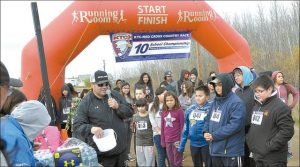 KTC – NSD holds first cross-country race