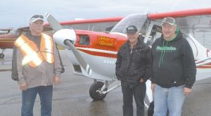 County promotes upgraded airport