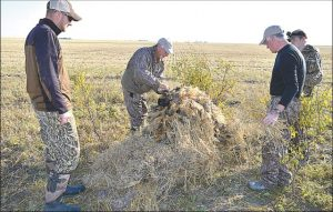 Perfecting your goose and duck calling