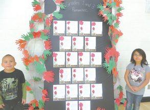 Joussard School – Students enjoy visit from Ebbett