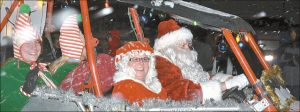 Santa Claus Parade enters 12th year