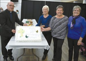 Msgr. Charles Lavoie celebrates 25 years of service