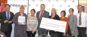 PIC – $250,000 donation to Northland