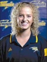 Thunder's Turcotte turns in a Top 15 performance at the CCAA