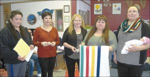 Blanket exercise helps Aboriginals heal over time