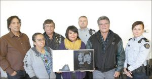 Victims' families honoured with special gift