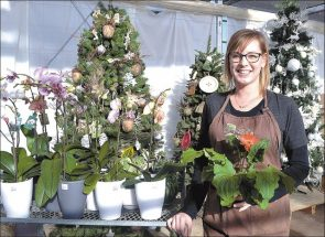High Prairie garden business owner blooms with award