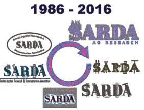 SARDA celebrating 30 Years