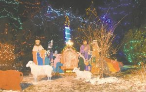 Light-Up draws hundreds to winter party