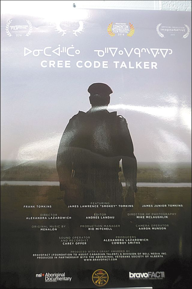 TIL that Cree speakers were used as 'code-talkers' by the ...