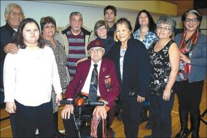 Cree code talkers will not be forgotten
