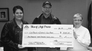 Local food bank harvests big donation