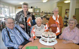Happy 150th birthday, Canada!
