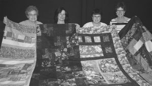 PICs – A stitch in time makes lots of quilts