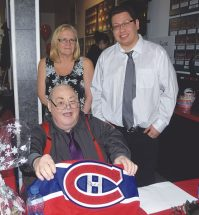 Vive Les Canadiens!