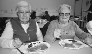 PIC – Flapjacks, friends and fellowship