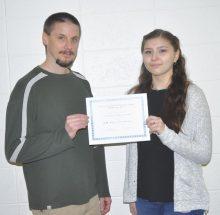 PIC – Achievement recognized