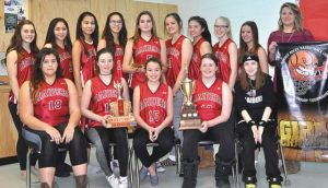 Raiders, Saints win hoops titles